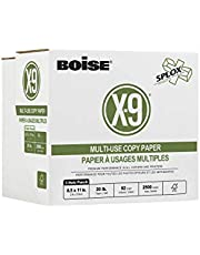 Boise SPLOX Paper Delivery System, 3-Hole Punched, 92 Brightness, Letter Size (8.5 x 11), 2500 Sheets (SP-8420-P)