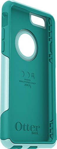 OtterBox COMMUTER SERIES iPhone 6/6s Case - Retail Packaging - AQUA SKY (AQUA BLUE/LIGHT TEAL) (Outter Box Case For Iphone 6s)