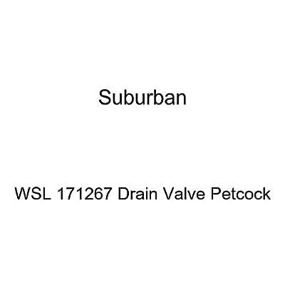 Suburban WSL 171267 Drain Valve Petcock