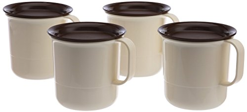 TP-650-T180 Tupperware Coffee Mugs (Set of 4)