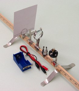 SEOH Optical Bench Meter Stick Type Complete for Physics