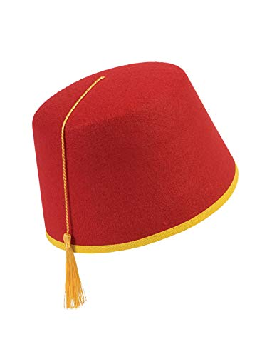 Forum Novelties Inc.  Fez Hat - Onesize -