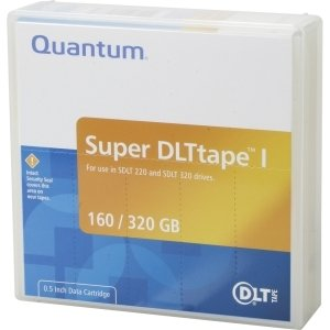 Quantum Super DLT Data Cartridge - Super DLTtape I - 160 ...