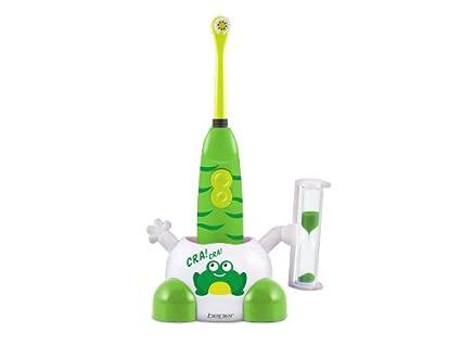 Beper 40.911/SH - Cepillo de dientes eléctrico para niños surtido: colores aleatorios,
