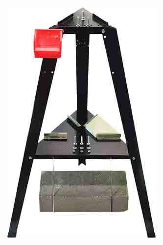 Lee Precision 90688, Reloading Stand, Black