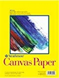 Strathmore 310-16 310 Canvas Paper Pads, 16 X 20 In.