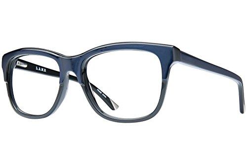 L.A.M.B. By Gwen Stefani LA016 Women's Eyeglass Frames - Navy Black