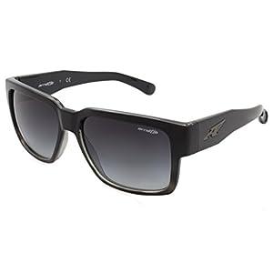 Arnette Supplier Unisex Sunglasses - 2310/8G Black/Grey Havana/Grey Gradient