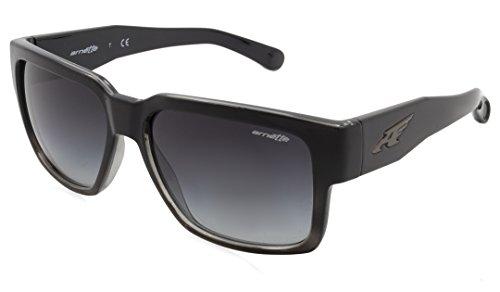 Arnette Supplier Unisex Sunglasses - 2310/8G Black/Grey Havana/Grey - Lv Sunglasses Mens
