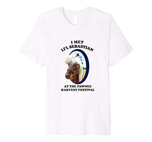 Parks and Recreation Li'l Sebastian Premium T-Shirt