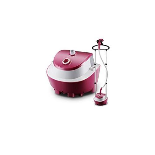 MNII 98 ° Steam Iron Hand hold Vêtements Vapeur 1500W Haute puissance 1.5L Suspension pliable Vêtements de vapeur 45s Steamer Vertical Steam Iron Steam Head Edition , red