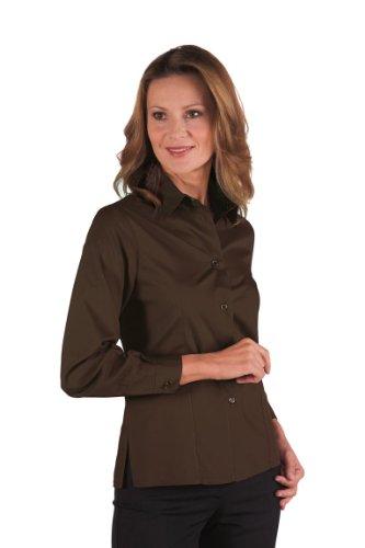 Isacco-Camisa para mujer, manga larga, diseño de Kioto Cacao