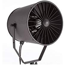 SF-01 Studio Wind Hair Blower Stream Fan for Fashion Portrait Photo Strobe 110V ()