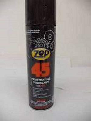 Zep 45 Penetrating Lubricant (1 Aerosol can) by Zep