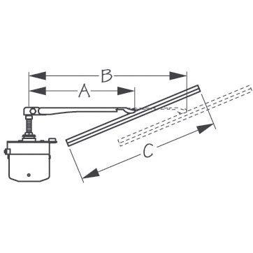 Sea Dog Stainless Steel Windshield Wiper Motor