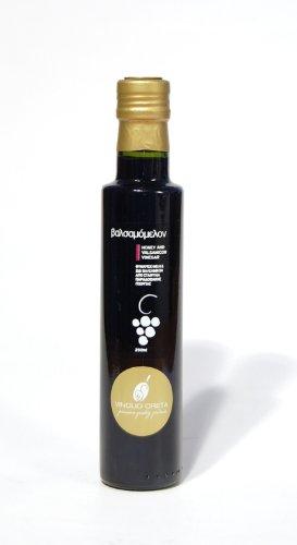 Balsamico Essig, verfeinert mit Thymianhonig, 250ml Flasche