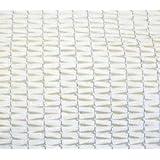 遮光ネット チタンホワイト 幅2m 長さ50m