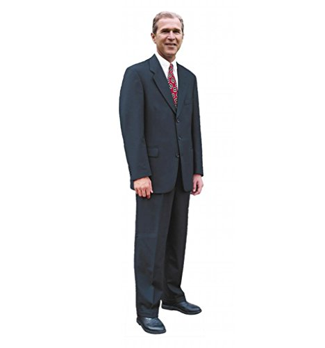 President George W  Bush   Advanced Graphics Life Size Cardboard Standup