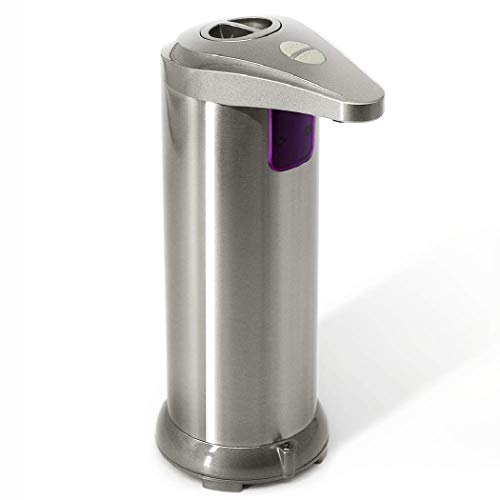 Plastic Automatic Soap Dispenser - 3
