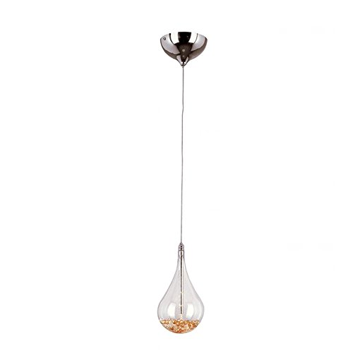 Acrylic Globe Pendant Light