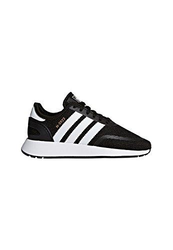 Adidas Originali N-5923 J Nero Tessile Giovanile Scarpe Da Ginnastica Nere