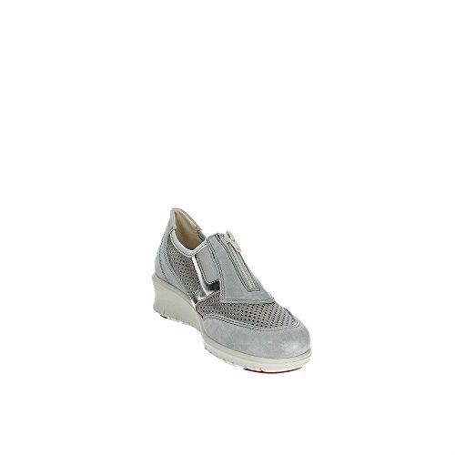 Cinzia Soft IE9834L 004 Petite Sneakers Femme Gris whGRUuKH0