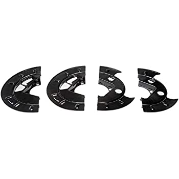 Dorman Brake Backing Plate 924-212