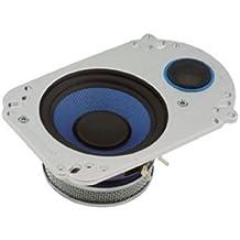 "Audiobahn ACX460P, 4x6"" (10.2 x 15.2cm), 2-way Plate Speaker, 90Watt RMS"