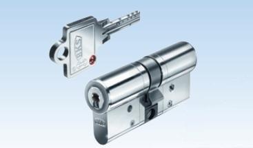 BKS Janus 45 - Cilindro doble para cerradura (longitud ...