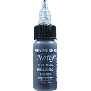 Natty Super Hair Weaving Bond 1 Oz. ()