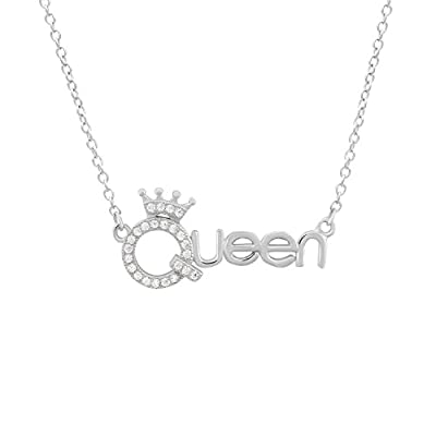 925 Sterling Silver Pendant Neckles 16-18 inch