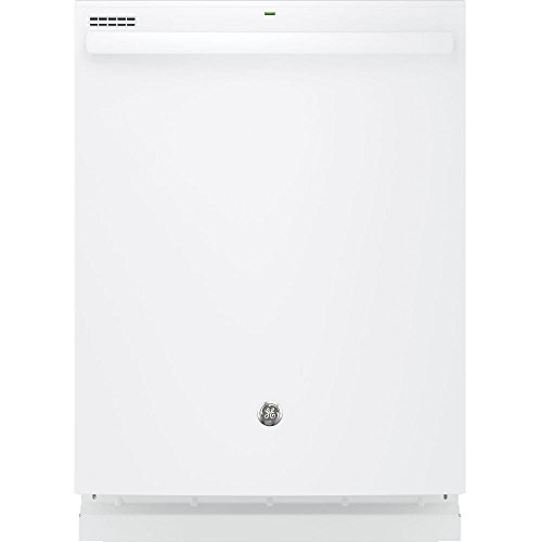 GE GDT545PGJWW 24'' White Fully Integrated Dishwasher - Energy Star by GE