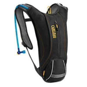 Camelbak Products Dart Hydration Backpack, Black/Lemon Chrome, 50-Ounce, Outdoor Stuffs