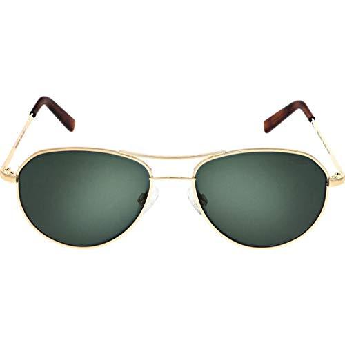 Randolph Engineering Thaden Skull Sunglasses - SkyForce Air Northern Lights/22K CHOCOLATE GOLD (Randolph Engineering Case)