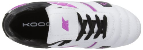 KOOGA Harrier LCST Bota de Rugby Junior White/Purple/Black
