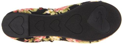 Rocket Dog Womens Majesta Winter Garden Shoes Black PvE1uoZxQb