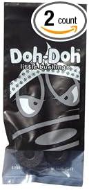 Shortys Black Doh-Doh Bushings 100a Rock Hard For Skateboards /& Longboards