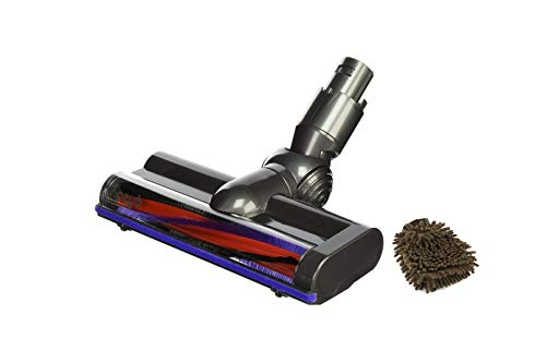 Dyson 949852-05 DC59 Animal Digital Slim Cordless Vacuum Cleaner, Brush Tool (Complete Set) w/Bonus: Premium Microfiber Cleaner Bundle]()