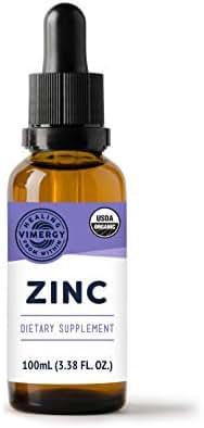 Vimergy USDA Organic Zinc