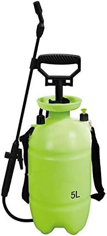 YMBERSA Pulverizador para jardín con Lanza Sulfatar Bomba de Presión Vaporización. Botella 5 Lt: Amazon.es: Jardín
