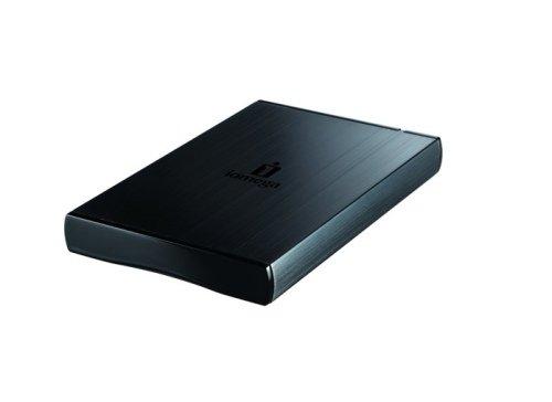 Iomega Prestige Portable SuperSpeed 1 TB USB 3.0 External Hard Drive 35194 (Black)