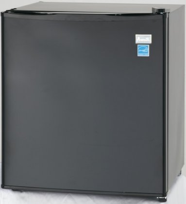 Avanti AR17T1B 1.7 CF Compact Refrigerator, Black by Avanti