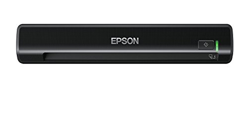 Epson WorkForce DS-30 Portable Document & Image Scanner (Certified Refurbished)