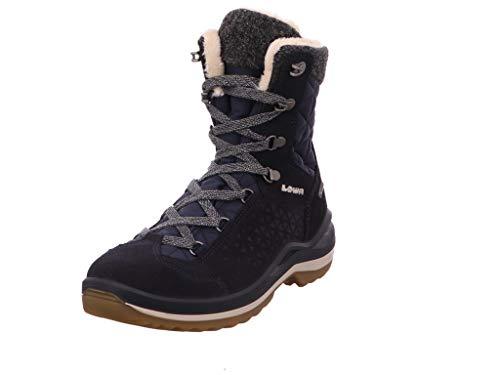 0649 Lowa Ws Shoes Calceta Blue Women's Navy Rise High Hiking Ii GTX IrIPqgw