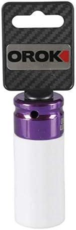 bague violet Orok douille a choc 1//2 pour jantes alu /ø 22 mm