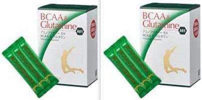 FORDAYS フォーデイズ アミノアクティー EX BCAA&グルタミン マスカット味 3.5g×30本x2ケース SALE セール B078BSP43H