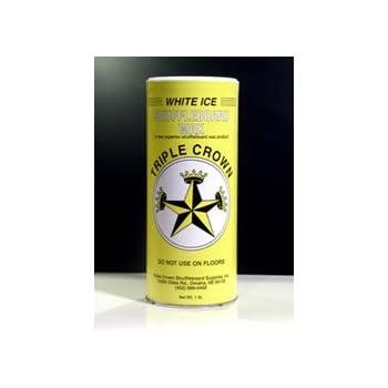 Triple Crown White Ice Table Shuffleboard Powder Wax-SIX PACK
