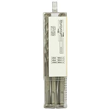 DEWALT DT60302 SDS-Plus Hammer Drill Bit-Set (Pack of 6) 14