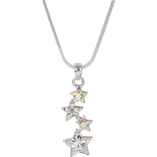 Swarovski Crystal Element Dangling Star Crystal (Dangling Star Crystal)