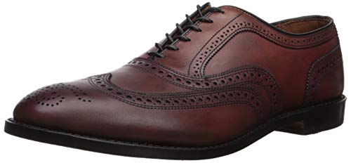 Allen Edmonds Men's McAllister Oxford, Oxblood, 13 B US